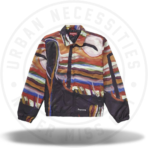 Supreme Reaper Work Jacket No Words For Feelings-Urban Necessities