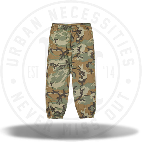 Supreme Reflective Camo Warm Up Pant Woodland Camo-Urban Necessities