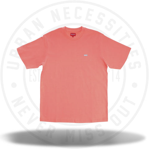 Supreme Reflective Small Box Tee Fluorescent Pink-Urban Necessities