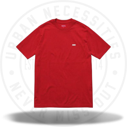 Supreme Reflective Small Box Tee Red-Urban Necessities