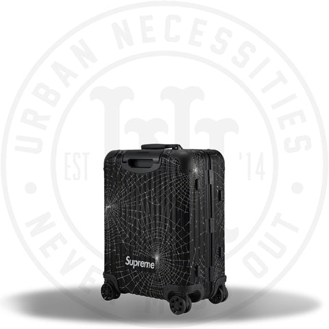 Supreme RIMOWA Cabin Plus Black-Urban Necessities