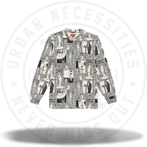 Supreme Salome L/S Top Black-Urban Necessities