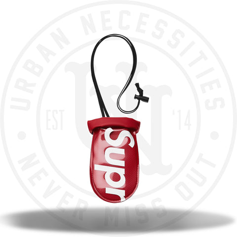 Supreme SealLine See Pouch Small Red-Urban Necessities