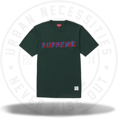 Supreme Shatter SS Top Dark Green-Urban Necessities
