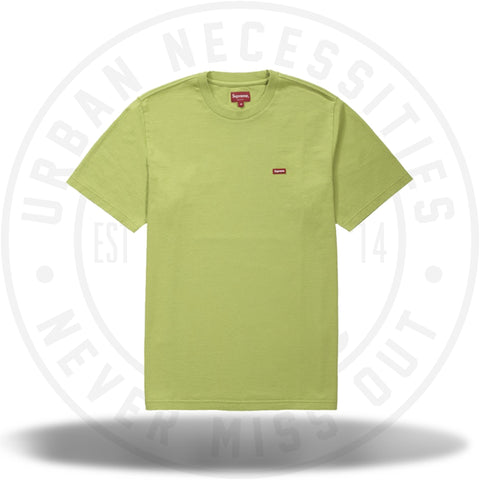 Supreme Small Box Tee (SS19) Lime-Urban Necessities