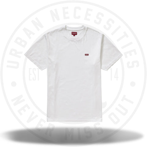 Supreme Small Box Tee (SS19) White-Urban Necessities