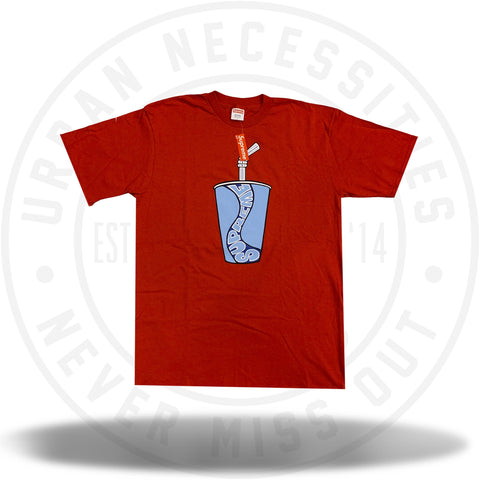 Supreme Soda Tee Red-Urban Necessities