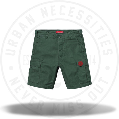 Supreme Spitfire Cargo Short Dark Green-Urban Necessities