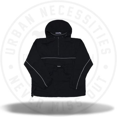 Supreme Split Anorak Black-Urban Necessities