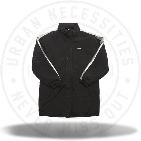Supreme Stadium Parka Black-Urban Necessities