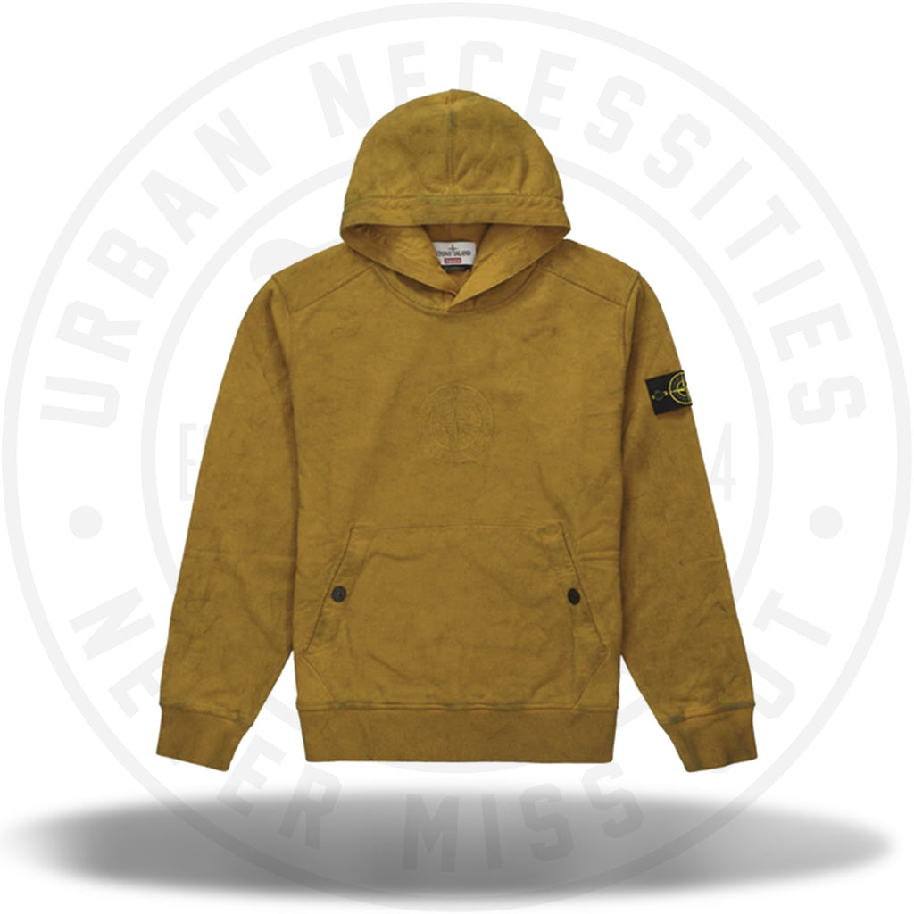 Supreme Stone Island Hooded Sweatshirt (SS19) Olive-Urban Necessities