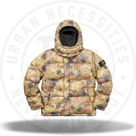 Supreme Stone Island Lamy Cover Stampato Puffy Jacket Copper-Urban Necessities