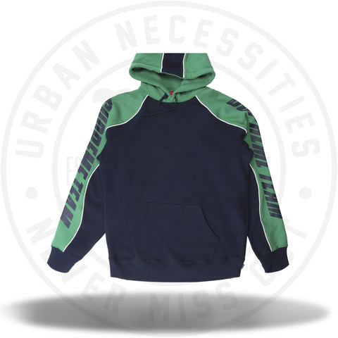 Supreme Supreme GT Hooded Sweatshirt Navy-Urban Necessities