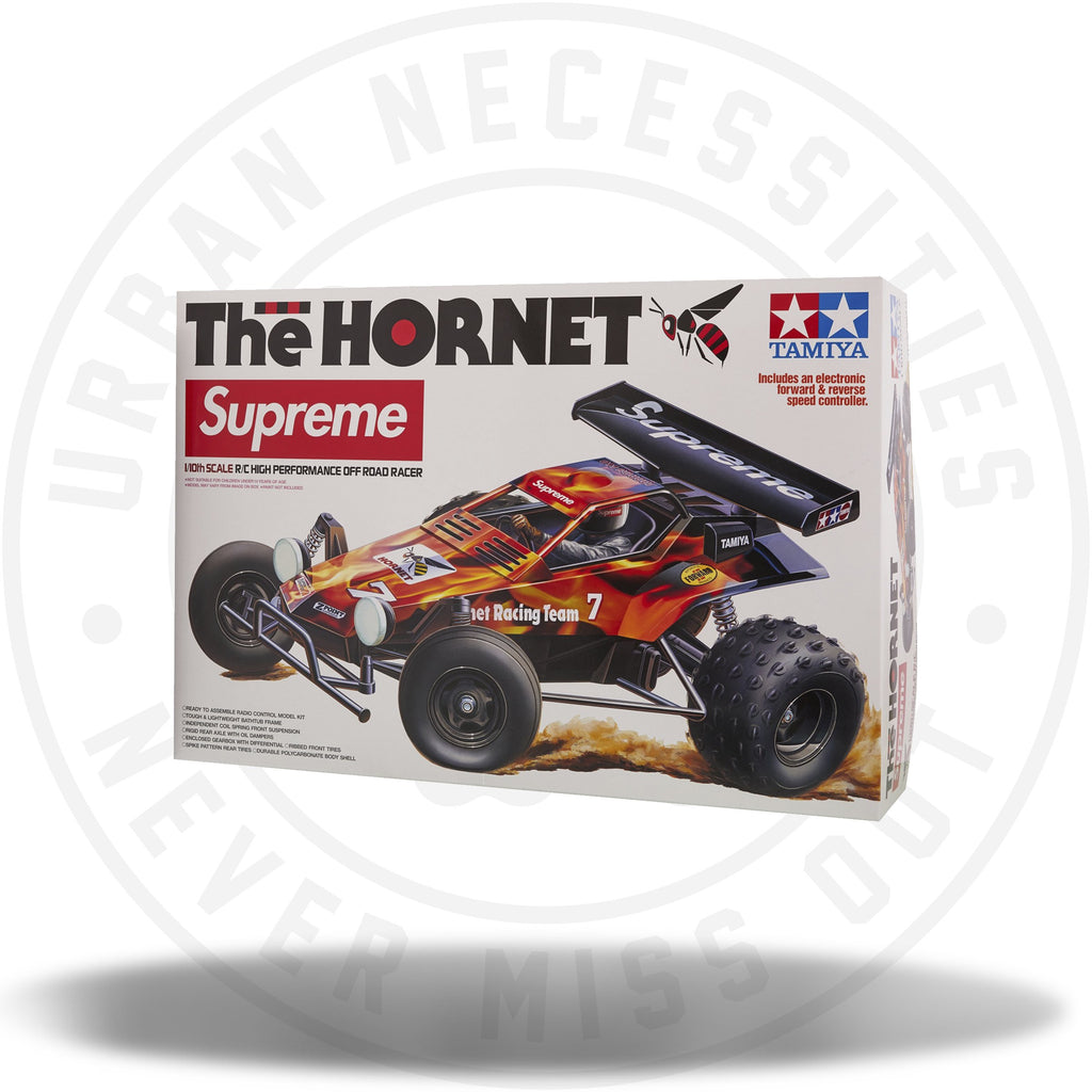 Supreme Tamiya Hornet RC Car Flames-Urban Necessities