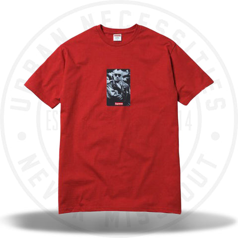 Supreme Taxi Driver Tee Red-Urban Necessities