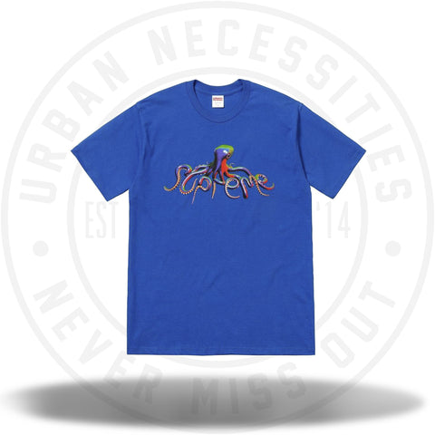 Supreme Tentacles Tee Royal-Urban Necessities