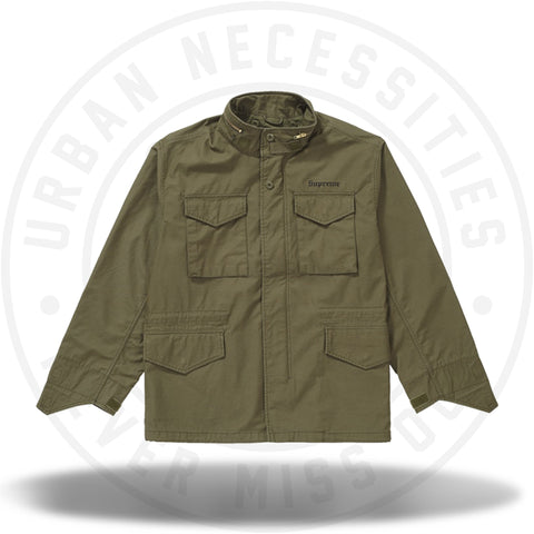 Supreme The Killer M-65 Jacket Olive-Urban Necessities