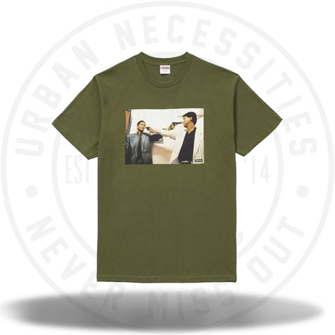 Supreme The Killer Trust Tee Olive-Urban Necessities