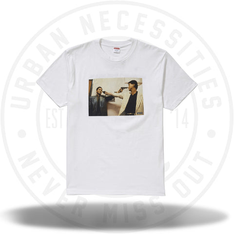 Supreme The Killer Trust Tee White-Urban Necessities