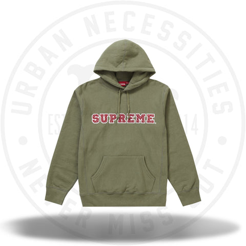 Supreme The Most Hooded Sweatshirt Light Olive-Urban Necessities