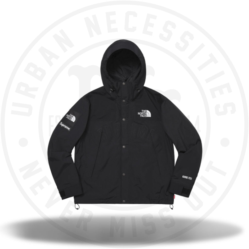 Supreme The North Face Arc Logo Mountain Parka - Black-Urban Necessities