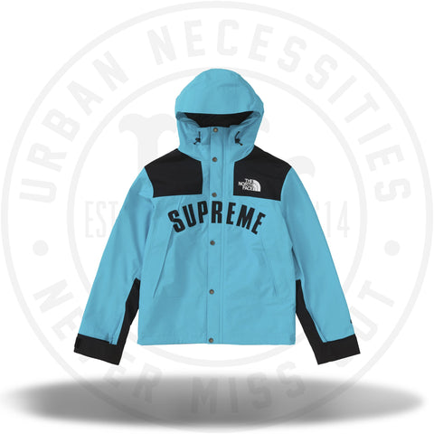 Supreme The North Face Arc Logo Mountain Parka - Teal-Urban Necessities