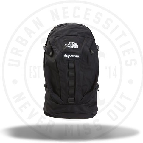 Supreme The North Face Expedition Backpack Black-Urban Necessities