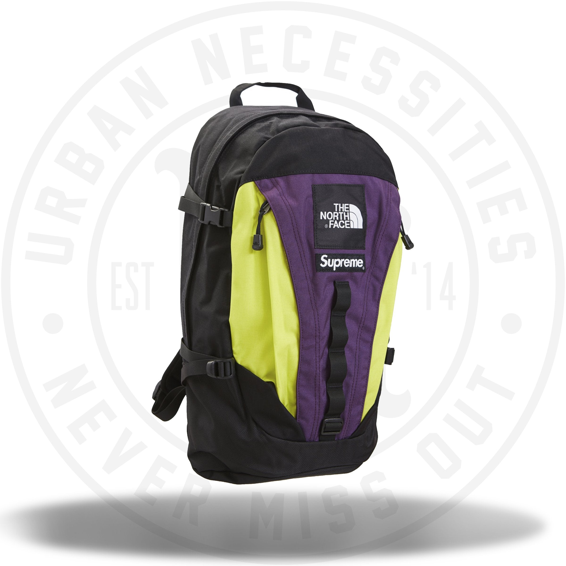 Supreme The North Face Expedition Backpack Sulphur