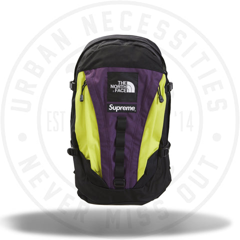 Supreme The North Face Expedition Backpack Sulphur-Urban Necessities