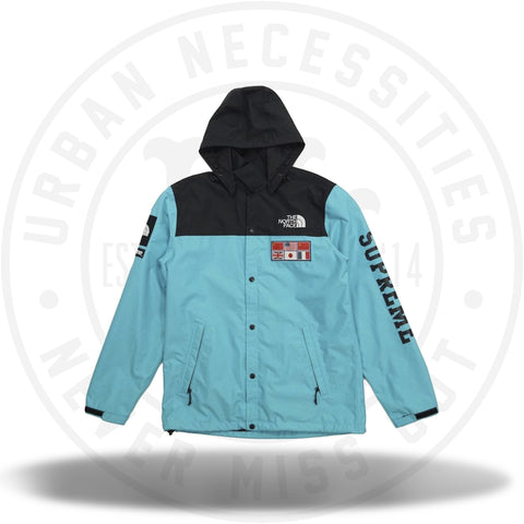 Supreme The North Face Expedition Coaches Jacket Teal-Urban Necessities