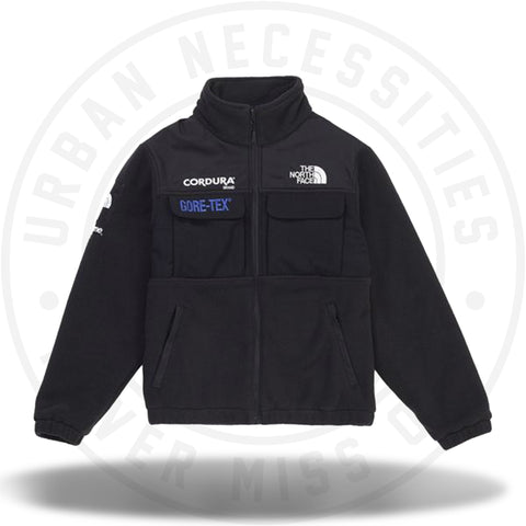 Supreme The North Face Expedition Fleece (FW18) Jacket Black-Urban Necessities