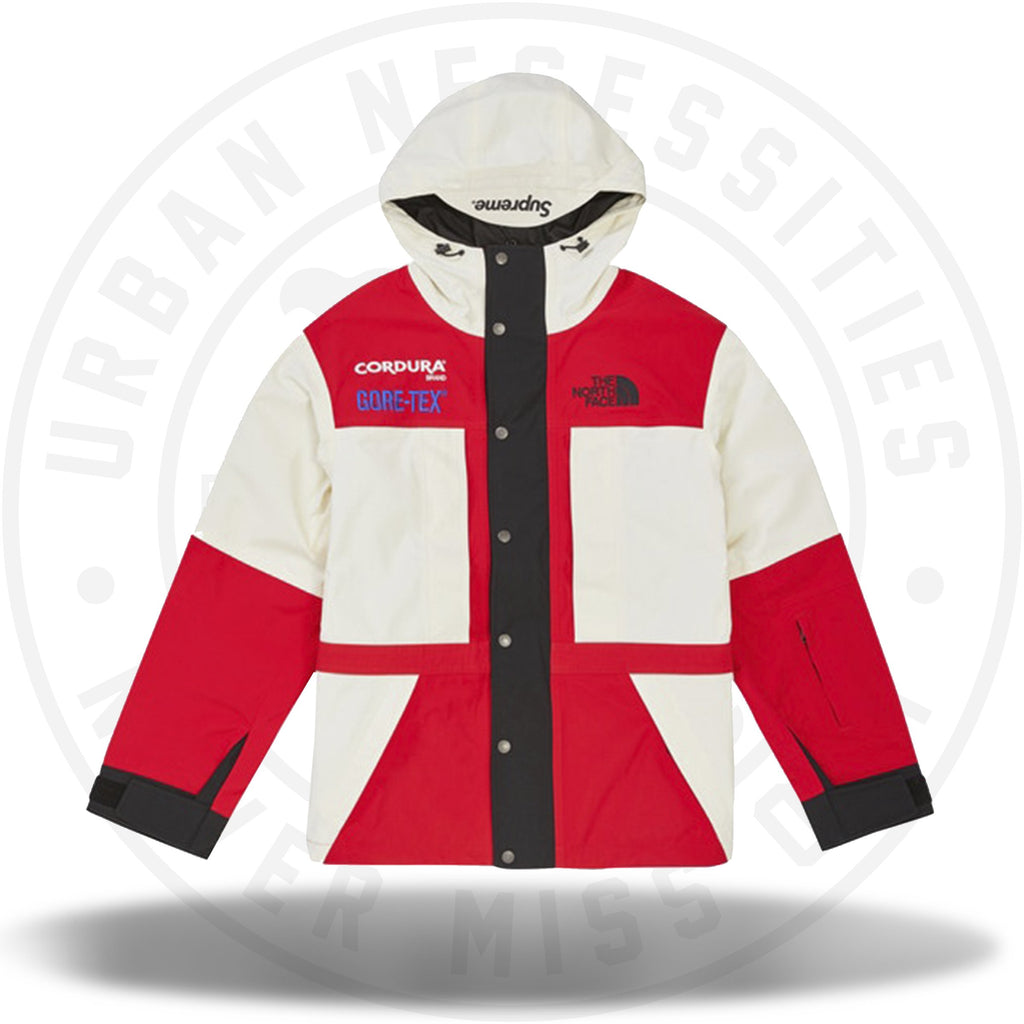 Supreme The North Face Expedition (FW18) Jacket White-Urban Necessities