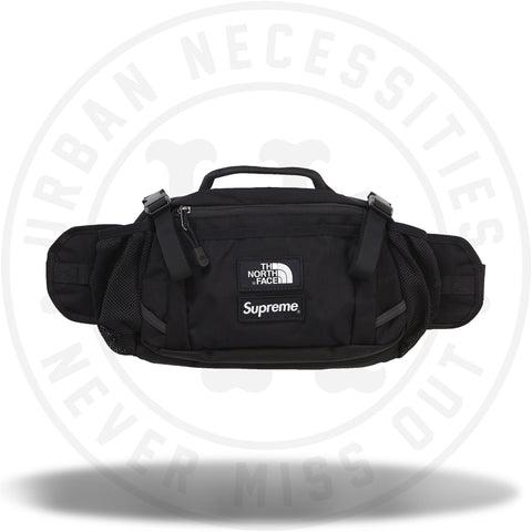 Supreme The North Face Expedition Waist Bag Black-Urban Necessities