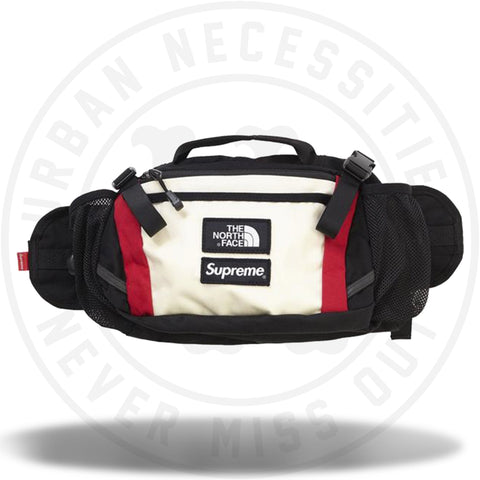 Supreme The North Face Expedition Waist Bag White-Urban Necessities