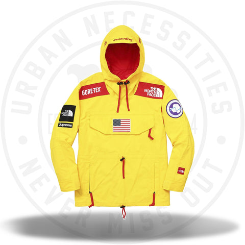 Supreme The North Face Goretex Jacket Yellow-Urban Necessities