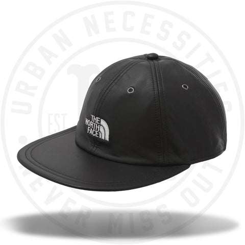 Supreme The North Face Leather 6-Panel Black-Urban Necessities