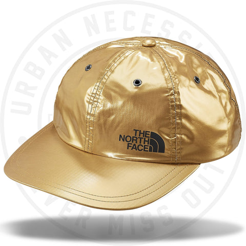 Supreme The North Face Metallic 6-Panel Gold-Urban Necessities