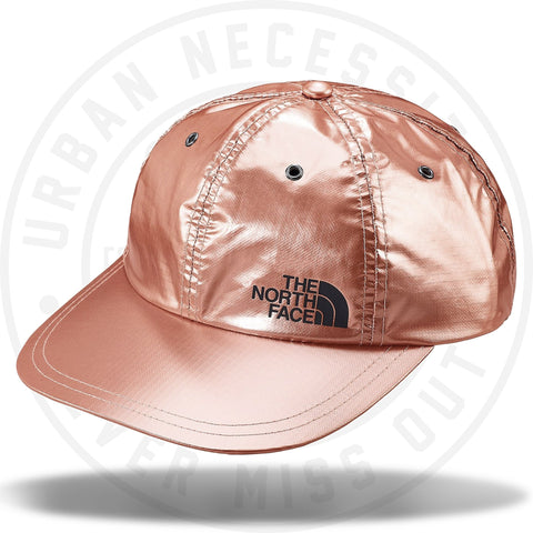 Supreme The North Face Metallic 6-Panel Rose Gold-Urban Necessities