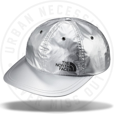 Supreme The North Face Metallic 6-Panel Silver-Urban Necessities