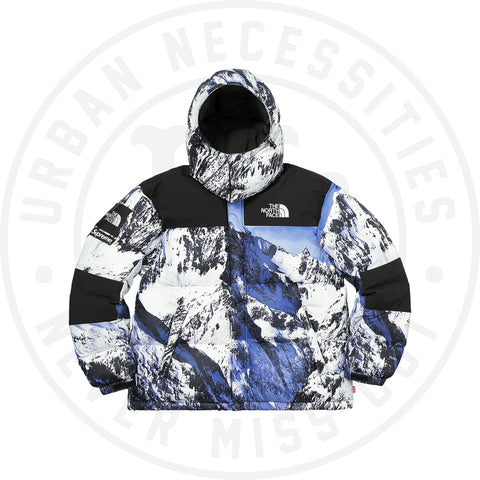Supreme The North Face Mountain Baltoro Jacket Blue/White-Urban Necessities