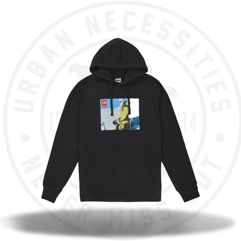 Supreme The North Face Photo Hooded Sweatshirt Black-Urban Necessities
