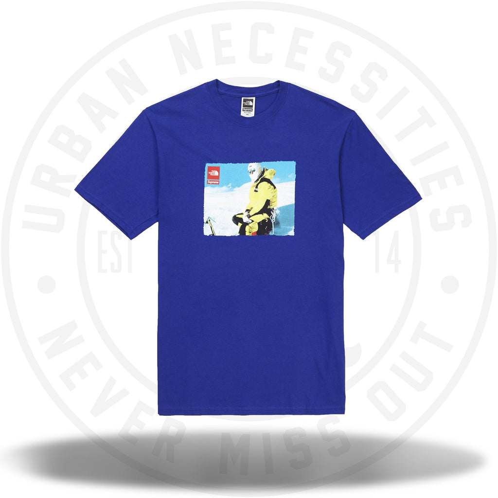 Supreme The North Face Photo Tee Royal-Urban Necessities