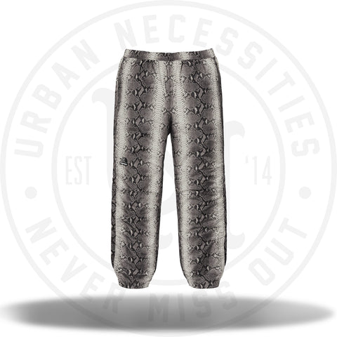 Supreme The North Face Snakeskin Taped Seam Pant Black-Urban Necessities