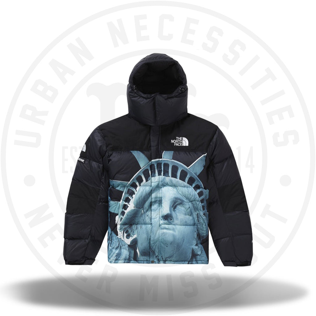 Supreme The North Face Statue of Liberty Baltoro Jacket Black-Urban Necessities