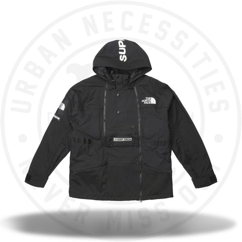 Supreme The North Face Steep Tech Hooded Jacket Black-Urban Necessities