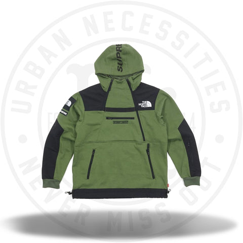 Supreme The North Face Steep Tech Hooded Sweatshirt Olive-Urban Necessities