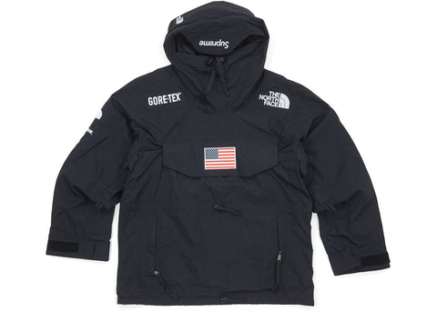 Supreme The North Face Trans Antarctica Expedition Pullover Jacket Black-Urban Necessities