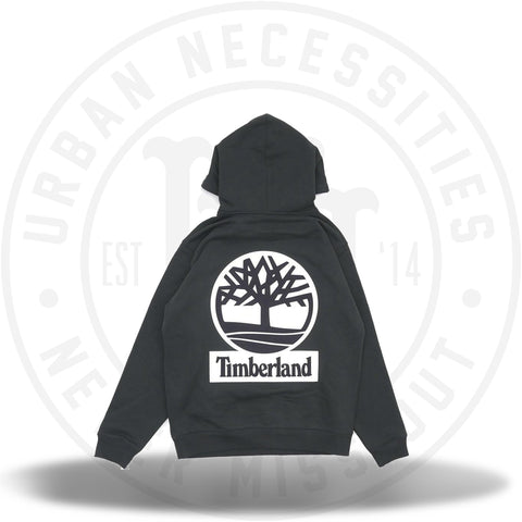 Supreme Timberland Hooded Sweatshirt Black-Urban Necessities