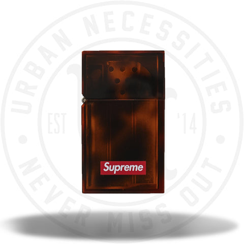 Supreme Tsubota Pearl Hard Edge Lighter Tortoise-Urban Necessities