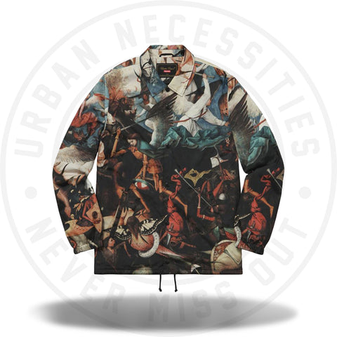 Supreme Undercover Coaches Jacket Black FW16-Urban Necessities